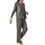 Pijama Gisela gris XL hivern 3/1816
