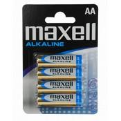Maxell piles LR06 4u
