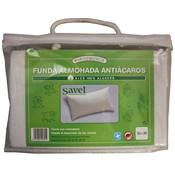 Funda almohada antiácaros Savel 30x55