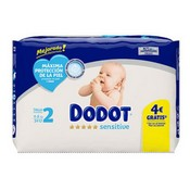 Dodot sensitive talla 2 4-8 kg