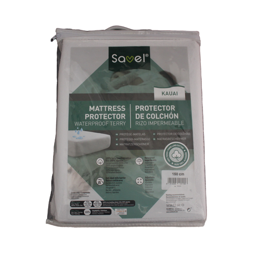 Protector ris impermeable Savel 150 cm.