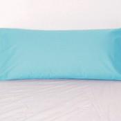Trovador funda almohada cama 135 turquesa