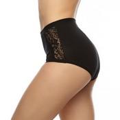 Calces cotonella GD131 negre talla 6/XXL/46