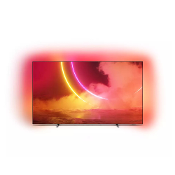 """TV OLED 164 cm (65"""") Philips 65OLED805 Ultra HD 4K Android TV Ambilight"""