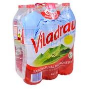 Aigua mineral Viladrau paq. de 6 ampolles