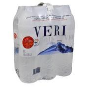 Aigua mineral Veri paq. de 6 ampolles