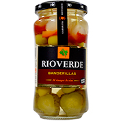 Banderillas no picantes Rioverde
