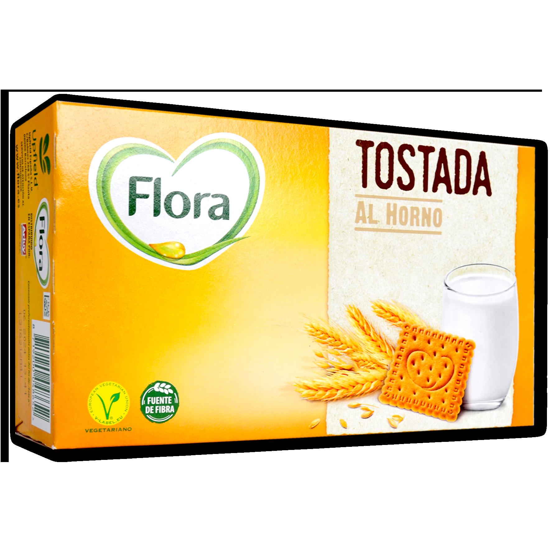 Galetes torrades Flora