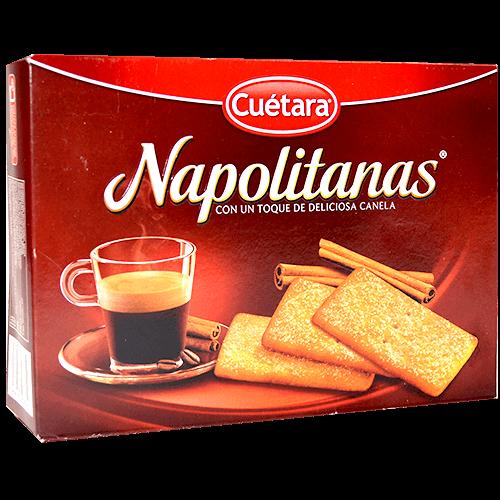 Galetes Cuétara napolitanes