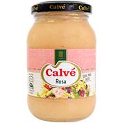 Salsa rosa Calvé pot