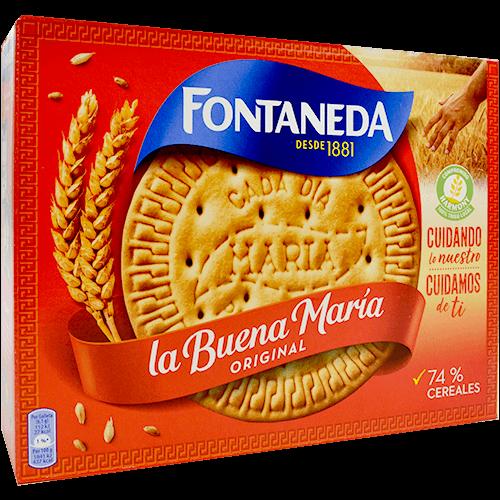 Galetes Maria Fontaneda la Buena