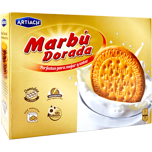 Galetes Marbú Maria dorada Artiach