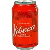 Cervesa xibeca Damm llauna