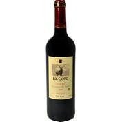 Vino tinto crianza El Coto DO Rioja