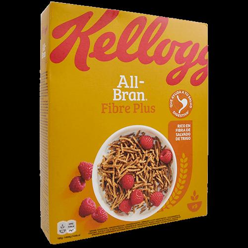 Cereals all-bran plus Kellogg's