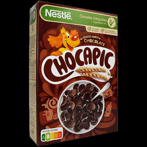 Cereals chocapic Nestlé xocolata