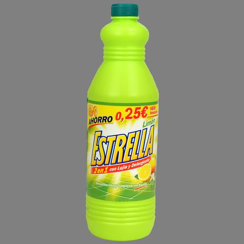 Lleixiu detergent Estrella llimona