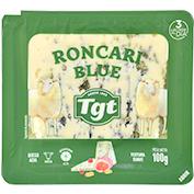 Formatge roncari blue Tgt porció
