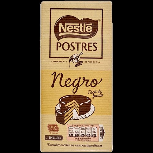 Xocolata postres Nestlé tableta