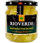 Mazorquitas maíz Rioverde