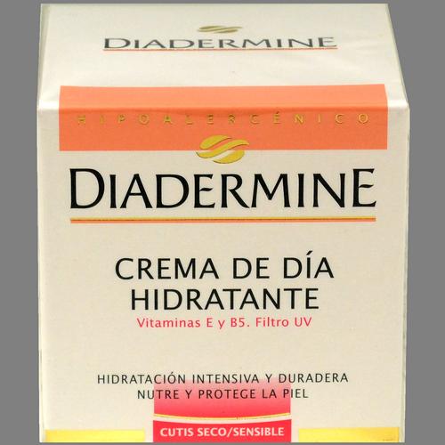 Crema hidratante Diadermine seco sensible
