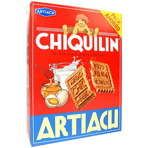 Galetes chiquilín Artiach