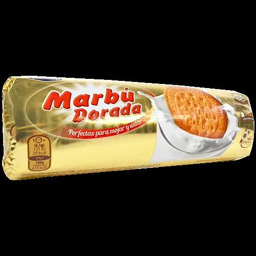 Galetes Marbú María Artiach daurada