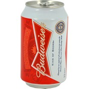 Cervesa Budweiser llauna