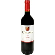 Vino tinto Romeral DO Rioja