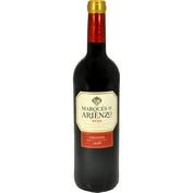 Vi negre criança Marqués de Arienzo DO Rioja