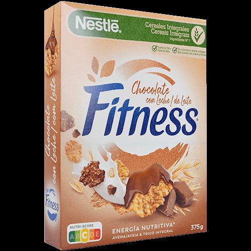 Cereals fitness Nestlé xocolata
