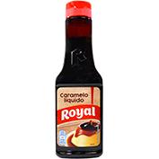 Caramel líquid Royal