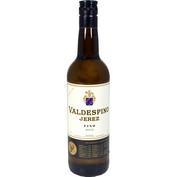 Vino Jerez Valdespino seco