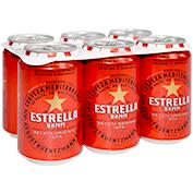 Cervesa Estrella Damm paq. de 6 llaunes