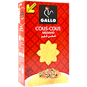 Cous Cous Gallo
