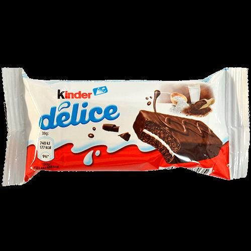 Pastelet delice Kinder T-1