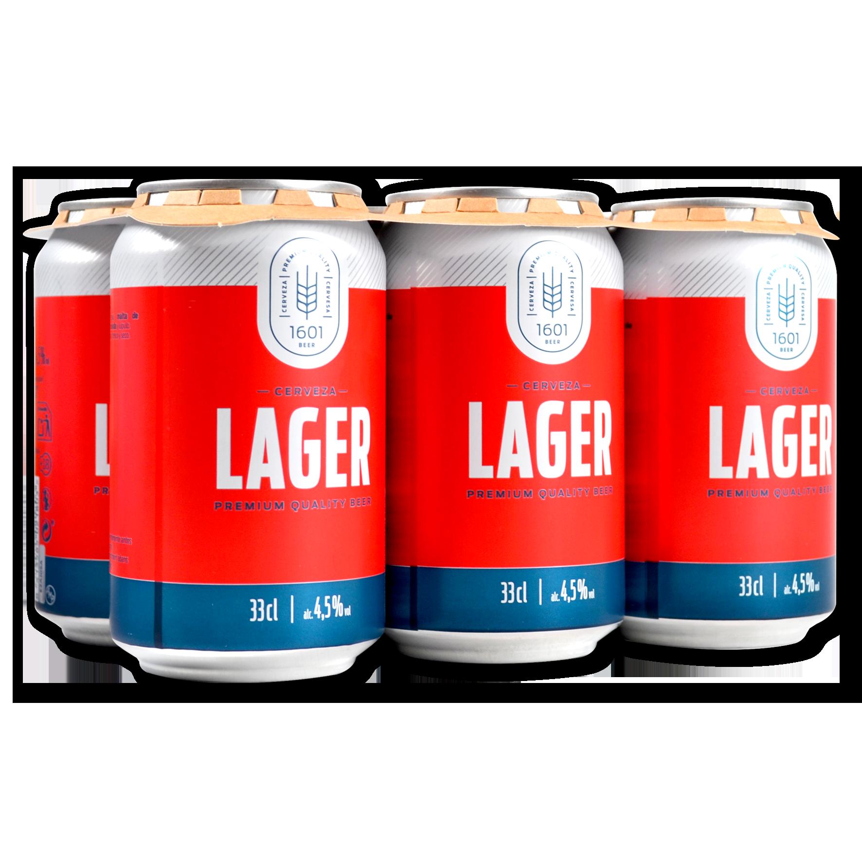 Cervesa bonÀrea paq. de 6 llaunes