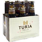 Cervesa Turia paq. de 6 u. x 25 cl