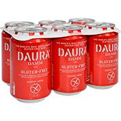 Cervesa sense gluten Daura paq. de 6 llaunes