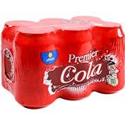 Refresco cola regular Alteza paq. de 6 latas