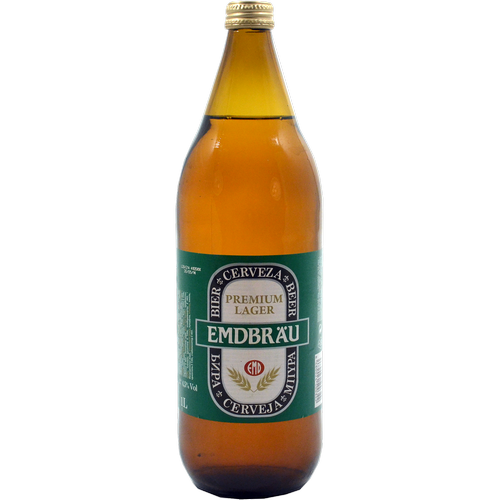 Cervesa 4,5º EmdbÄu ampolla
