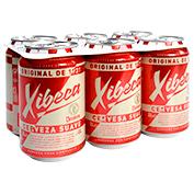 Cervesa xibeca Damm paq. de 6 llaunes