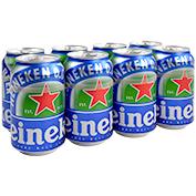 Cervesa 0.0 Heineken paq. de 8 llaunes