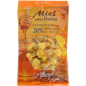 Caramelos miel y limón Pifarré solapa nº 1