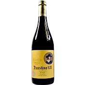 Vi negre Faustino VII DO Rioja
