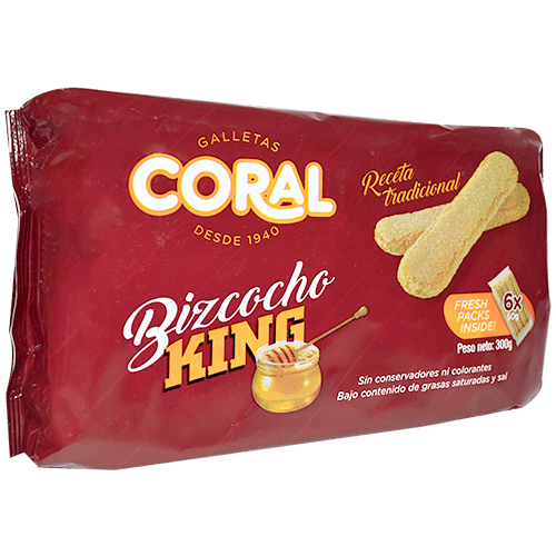 Bescuit king Coral
