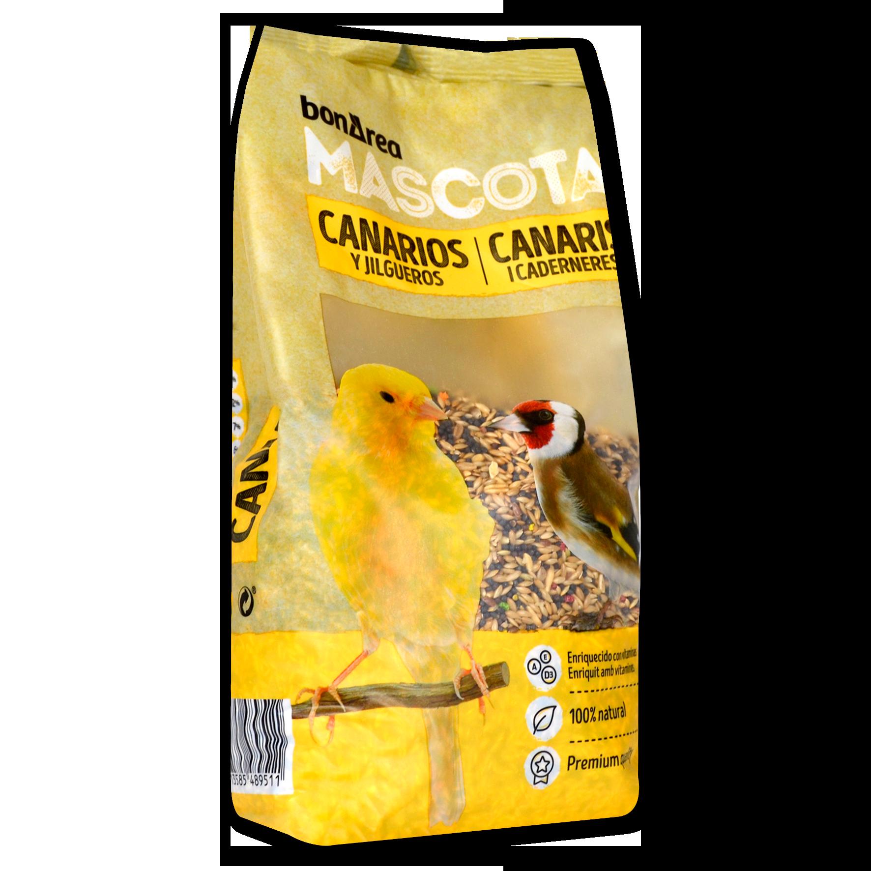 bonÀrea mascota Mixtura canaris