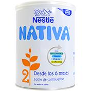Leche continuación Nestlé nativa 2
