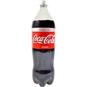 Coca Cola light botella