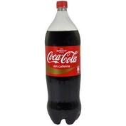 Coca Cola sin cafeína botella
